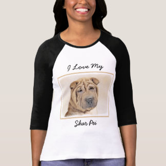 Camiseta Shar Pei