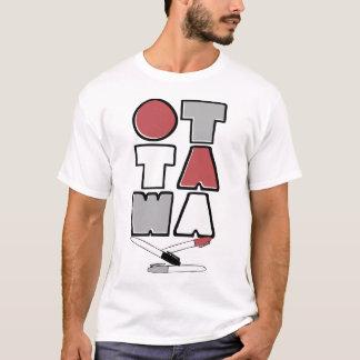 Camiseta Sharpies de Ottawa