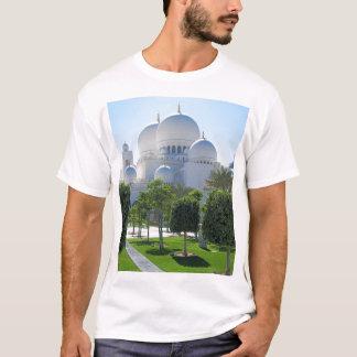 Camiseta Sheikh Zayed Grande Mesquita Abóbada
