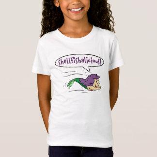 Camiseta Shellfishalicious Bella+T-shirt das canvas