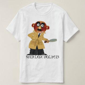 Camiseta Sherlox Holmes