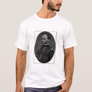 Camiseta Sherman deia repórteres