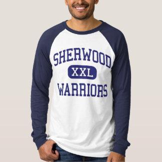 Camiseta Sherwood - guerreiros - alto - Sandy Spring