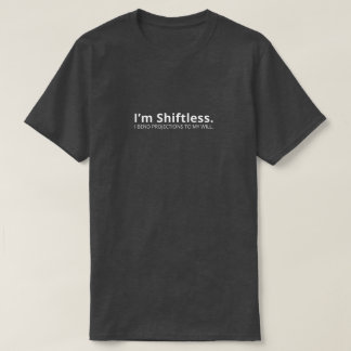 Camiseta Shiftless (escuro)