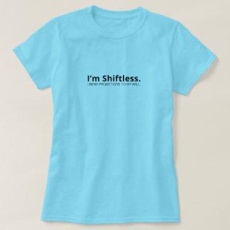 Camiseta Shiftless (luz)