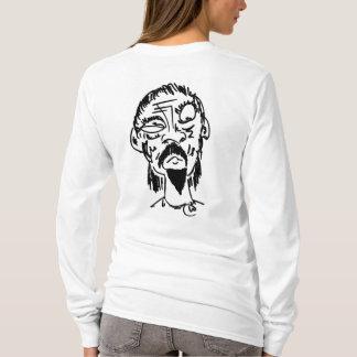 Camiseta shifty e poncho