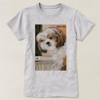 "Camiseta ""Shih macio Tzu """