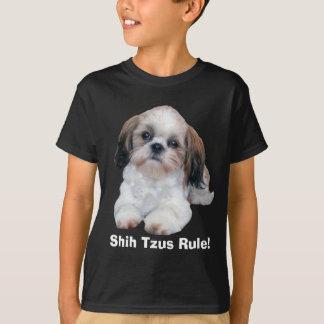 Camiseta Shih Tzu caçoa o t-shirt