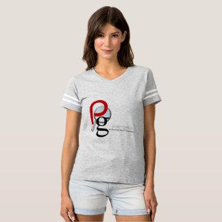 Camiseta Shiirt do futebol do grupo de Pailin