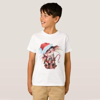 Camiseta Shirt doces para Weihnachtsmäuse