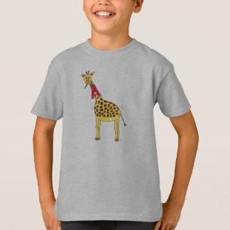 Camiseta Shirt girafa