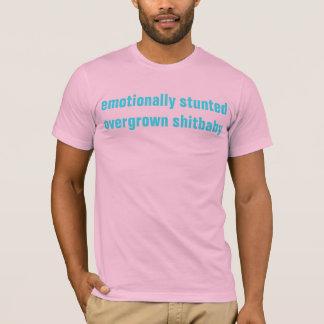 Camiseta shitbaby overgrown emocionalmente stunted