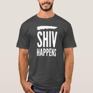 Camiseta Shiv acontece
