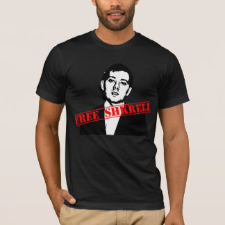 Camiseta Shkreli livre