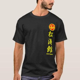 Camiseta Shotokan Black T-Shirt