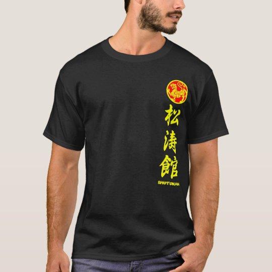 Camiseta Shotokan Karate Do T-shirt black for Training