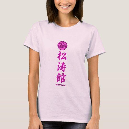 Camiseta Shotokan T-Shirt for training