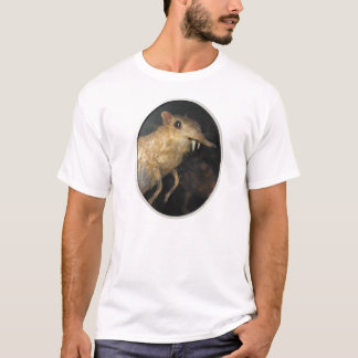 Camiseta Shrew da sujeira
