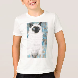 Camiseta Siamese