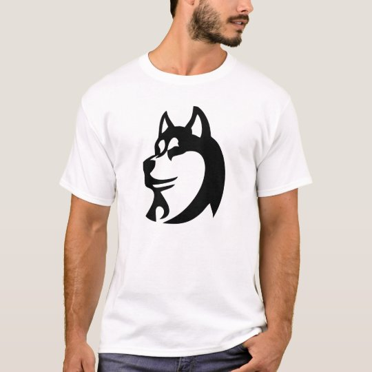 Camiseta Siberian Husky