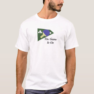 Camiseta Sibilo Pong