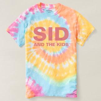 Camiseta Sid e os miúdos