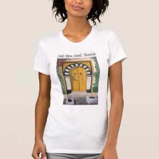 Camiseta Sidi Bou disse, Tunísia