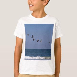 Camiseta Siga o líder