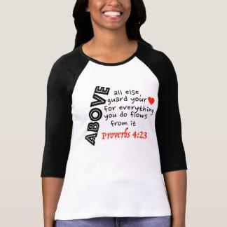 Camiseta Siga seu coração!!