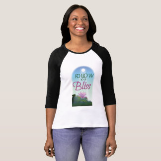 Camiseta Siga seu estilo 2 da felicidade