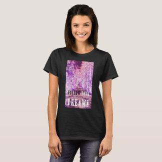 Camiseta SIGA SEU t-shirt dos SONHOS