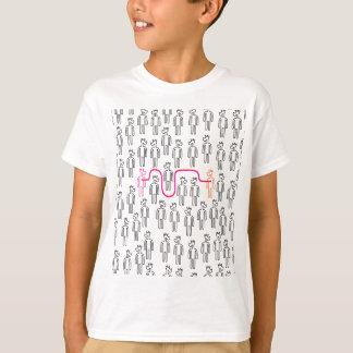 Camiseta Siga seu unicórnio do coração