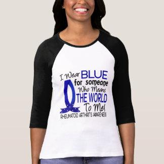 Camiseta Significa-me o mundo artrite reumatóide