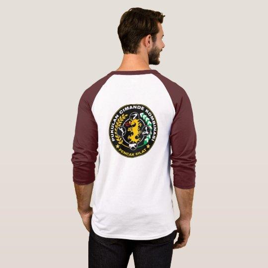 Camiseta Silat Indonésio