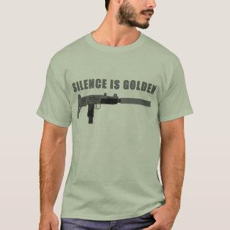 Camiseta Silêncio de UZI