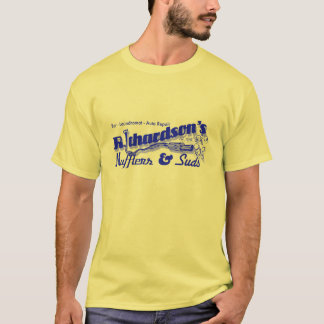 Camiseta Silenciosos & Sul de Richardsons