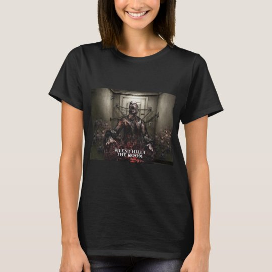 Camiseta silent hill4 the room