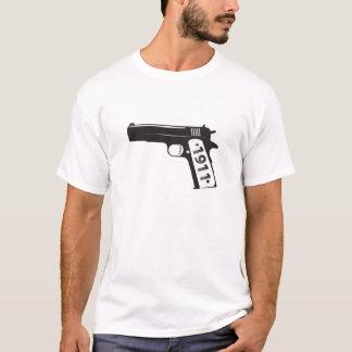 Camiseta silhueta 1911