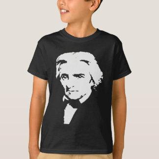 Camiseta Silhueta de Andrew Jackson