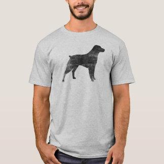 Camiseta Silhueta de Brittany