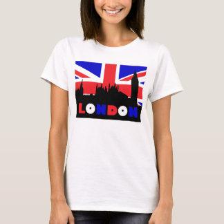 Camiseta Silhueta de Londres