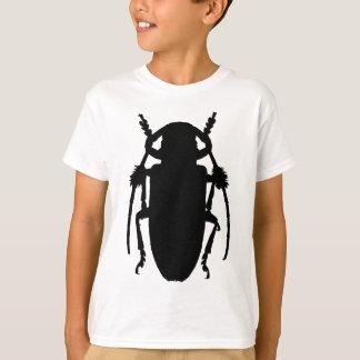 Camiseta Silhueta do besouro