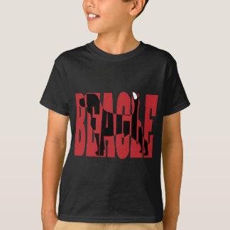 Camiseta Silhueta do lebreiro