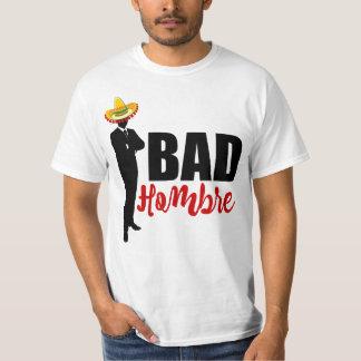 Camiseta Silhueta e Sombrero maus de Hombre