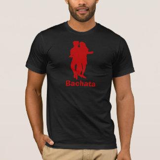 Camiseta Silhueta Latin Dancewear dos dançarinos de Bachata