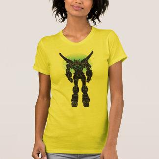Camiseta Silhueta preta de Voltron   Voltron