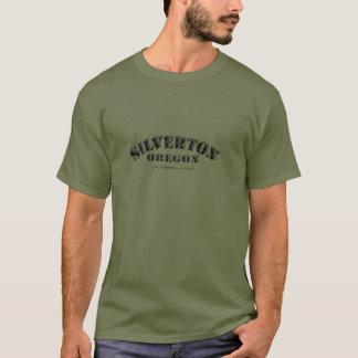 Camiseta Silverton. Como Mayberry… no ácido