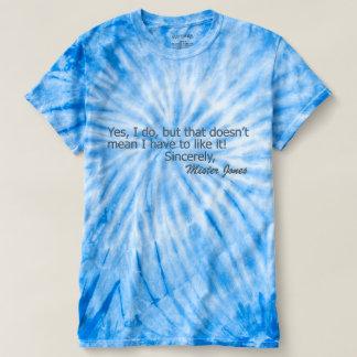 Camiseta Sim, eu faço
