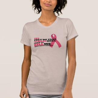 Camiseta Sim, são a camisola de alças falsificada (roxa)