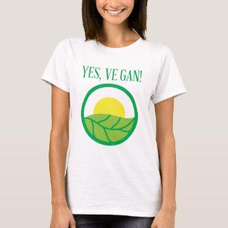 Camiseta Sim VeGan!